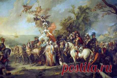 19 апр •О деяниях Екатерины II– Присоединение Крыма •О деяниях Екатерины II – 2: «Устав благочиния»