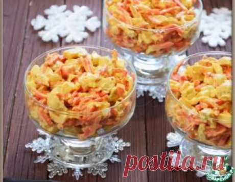 "Салат ""Привереда"" – кулинарный рецепт"