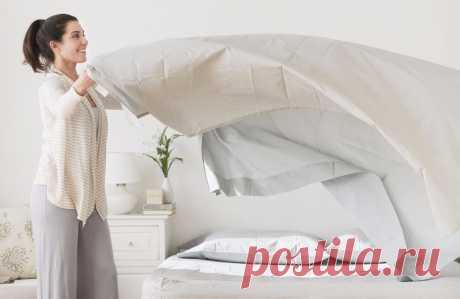 В какой день недели лучше всего менять постельное белье: приметы
