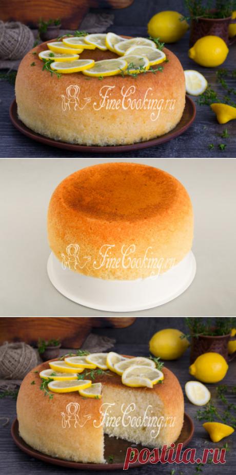 Лимонный пирог в мультиварке - рецепт