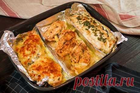 3 блюда из курицы в одном противне – БУДЬ В ТЕМЕ