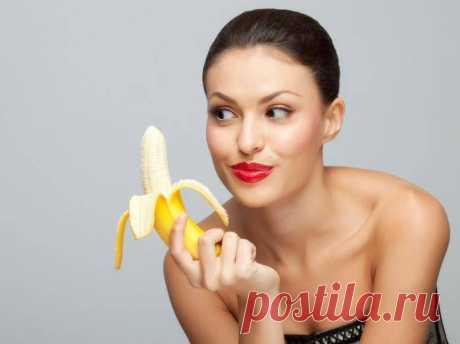 Действительно ли бананы имеют много калорий? - Советы для женщин