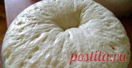 Наконец-то нашла хороший рецепт. Дрожжевое тесто за 15 минут! - Рецепты на любой вкус Храниться такое тесто в холодильнике пару суток и не перекисает, можно замораживать. Готовьте из это