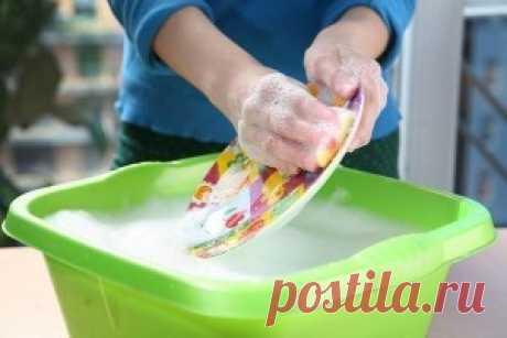 Домашняя универсальная паста для мытья посуды | Тут еда и лучшие рецепты