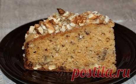 Восхитительный пирог «Лень-матушка» — готовить легко и просто