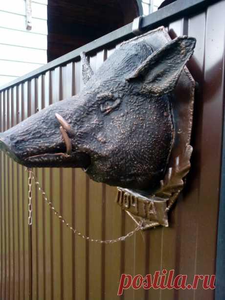 голова кабана