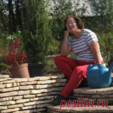 Ирина Попова-Старшая