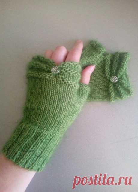 Как связать митенки: 110 фото лучших моделей и пошаговое описание как пошить перчатки