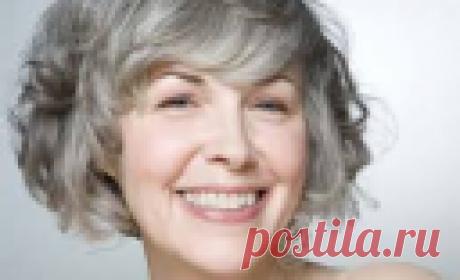 Народные средства против седины | Новости | Всеукраинская ассоциация пенсионеров