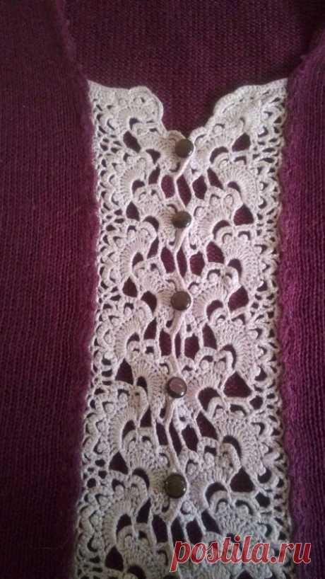 Теплый бирюзовый костюм. | Вязание спицами. Работы пользователей