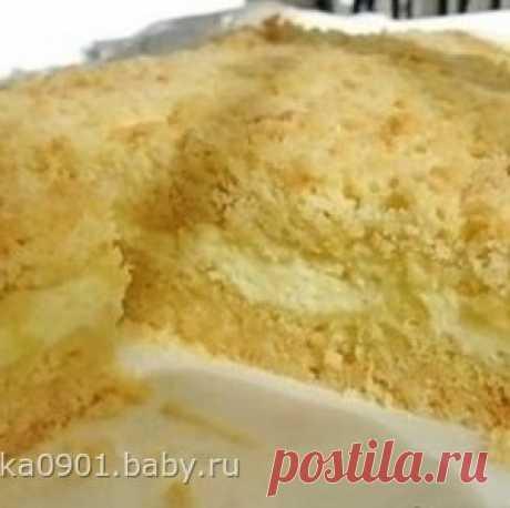 Песочное тесто на растительном масле - МирТесен