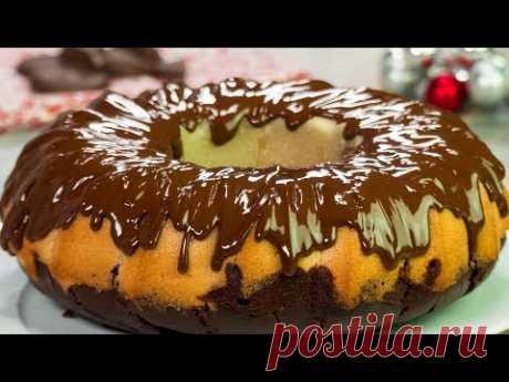 Рецепт для экономных хозяек! Постный кекс - вкусная выпечка из доступных продуктов. | Appetitno.TV