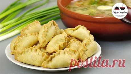 """Los pastelillos cojonudos a la sopa \""""a uno zubok\"""" - os enamoren de esta receta - las recetas Simples Овкусе.ру"""