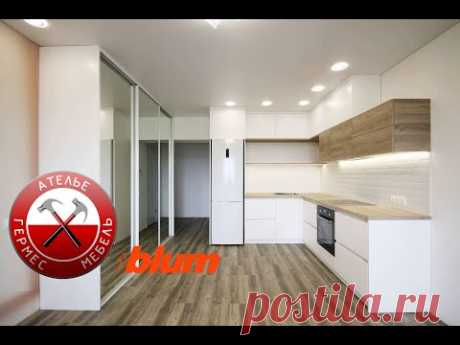 Кухня + Шкаф QP. № 114.