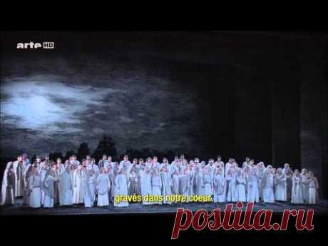 4° - Nabucco choeur des Esclaves