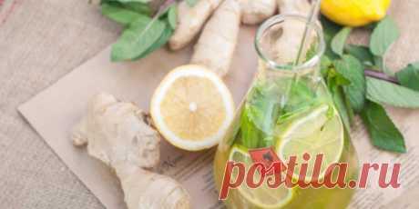 (+3) Домашний лимонад с имбирем : Напитки : Кулинария : Subscribe.Ru