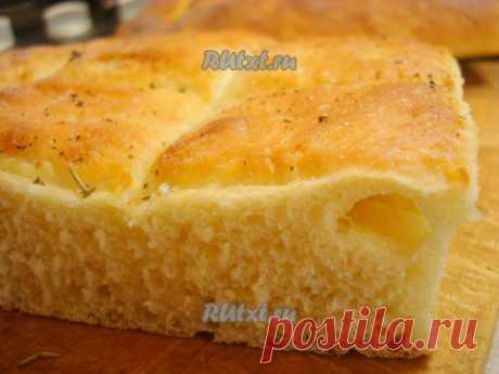 Картофельная фокачча | RUtxt.ru