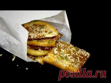 Unleavened wheat cake cracker