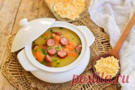 3 потрясающих супа для семейного обеда: фо, гороховый, со шпинатом | POVAR.RU | Яндекс Дзен