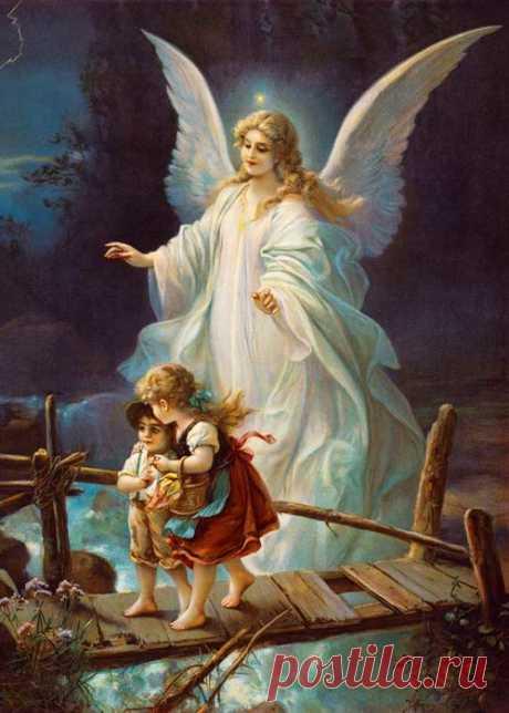 Ваш ангел-хранитель по дате рождения