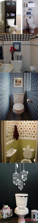 (+1) тема - Туалет тоже должен быть красивым! :) | МОЙ ДОМ