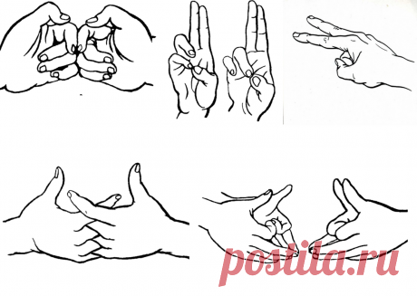 Не состариться раньше времени, помогут простые движения пальцами.   Блонд Марина   Яндекс Дзен