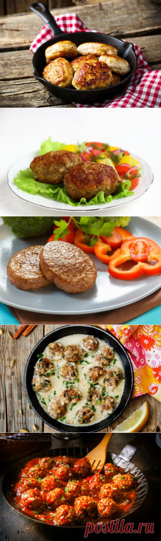 Многообразие блюд из фарша - вкуснейшие базовые рецепты | Четыре вкуса