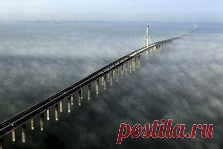 The longest bridge in the world - We travel together