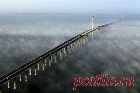 Самый длинный мост в мире - Путешествуем вместе