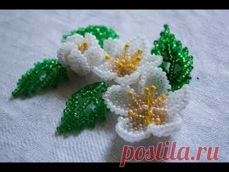 Flowers in technology of Mosaic weaving - YouTube