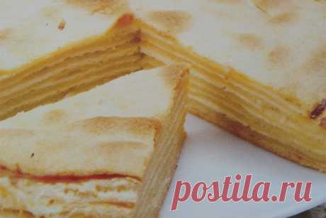 Banitsa with cottage cheese | Tasty Day