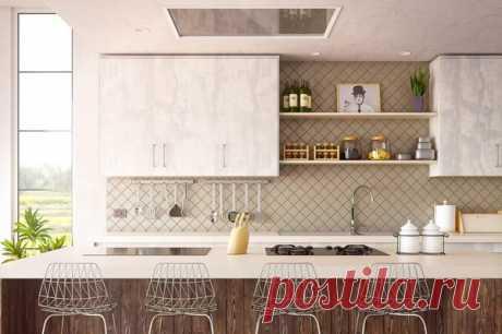 5 самых популярных стилей кухонных гарнитуров | flqu.ru - квартирный вопрос. Блог о дизайне, ремонте
