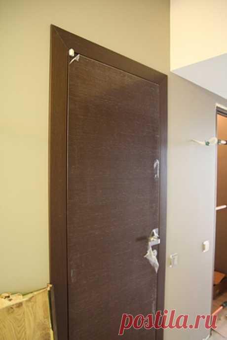 Мастер-класс по установке межкомнатных дверей