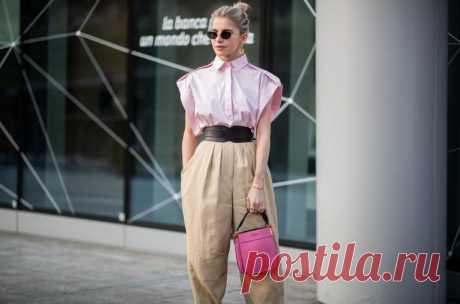 С чем носить розовый летом 2019? Свежие комбинации прямо из уличного стиля Уличный стиль этого лета показывает нам интересные идеи для вдохновения. И если честно, нас он приводит в восторг! Пора осуществить свою мечту пока она не