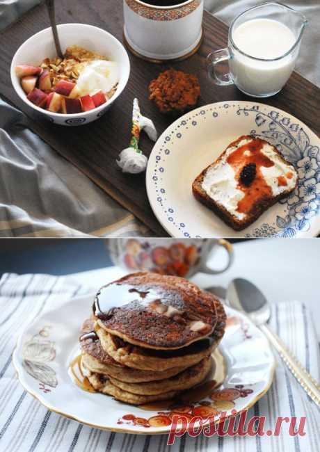 Идеальный завтрак: семь простых рецептов - Портал «Домашний»