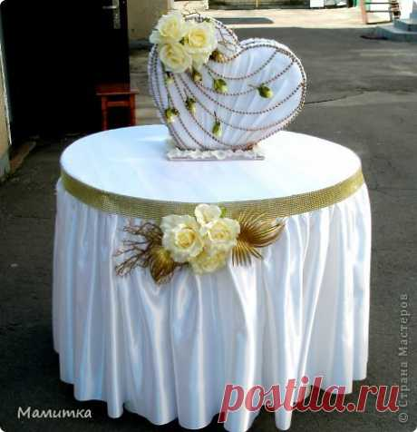 Сердечки для денежных подарков на свадьбах. | Страна Мастеров