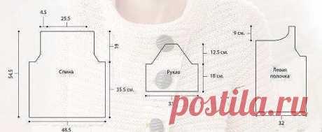 Как связать модный кардиган спицами для женщины: новые модели. Кардиган спицами схемы и описание