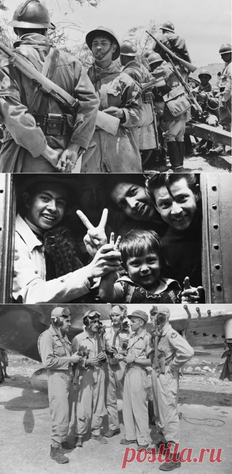 Роль Мексики во Второй мировой войне