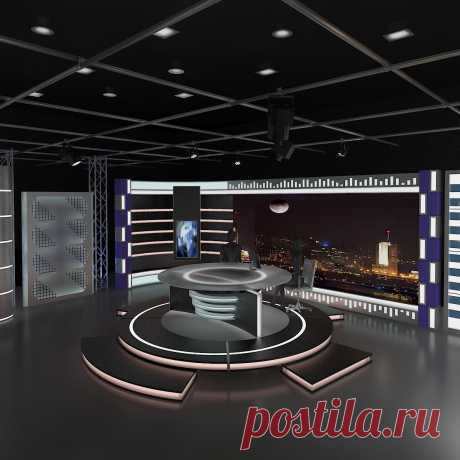 3D Model Store.  3d Virtual TV Studio Sets.   3d Virtual sets that are required for any modern show for TV channels   Professional 3D models ready to be used in CG projects, film and video production, animation, visualizations, games, VR/AR, and others. Assets are available for download in many industry-accepted formats including MAX, OBJ, FBX, 3DS, STL, C4D, AEP, BLEND, MA, MB and other