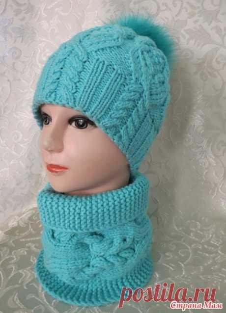 """Комплект из пряжи """"Baby Joy"""" от MAGIC - Вязание для детей - Страна Мам"""