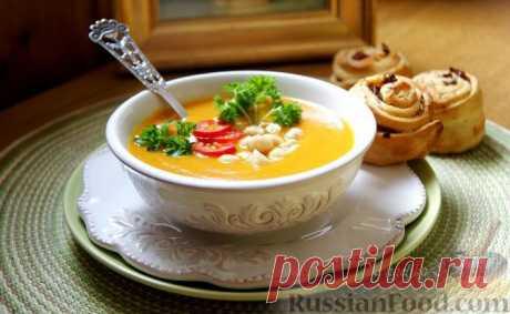 Овощные супы - сплошные витамины!.
