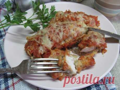 Куриные грудки по-итальянски - пошаговый рецепт с фото на Повар.ру