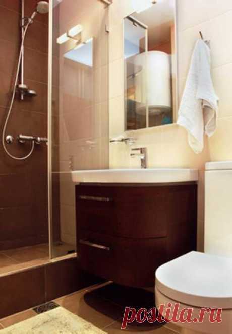 Современные дизайнерские решения для ванной комнаты