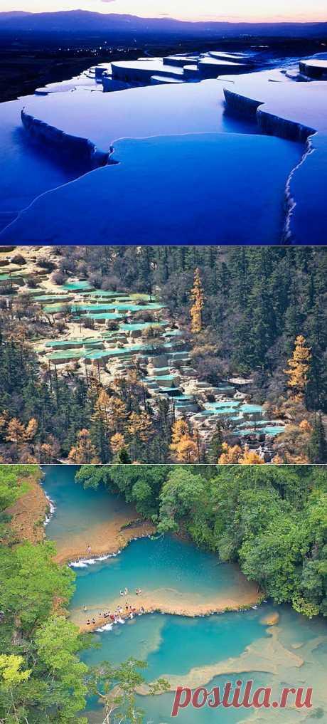 5 красивейших каскадных водопадов | Fresher - Лучшее из Рунета за день