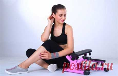 Степпер: какие мышцы работают, отзывы и результаты, эффективность