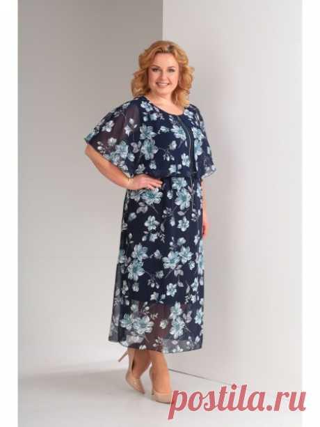 Платье ОрхидеяЛюкс арт: 670684 купить в интернет-магазине belpodium.ru за 4290 руб. — с доставкой по Москве и России
