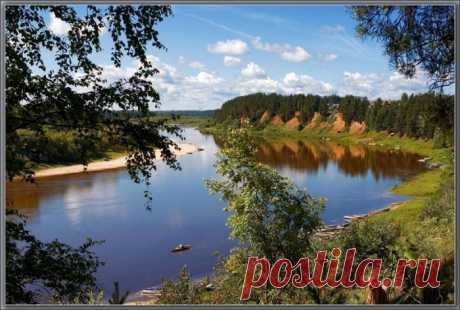 Самые красивые места России: Нижегородская область