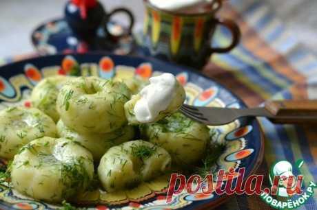 Картофельные клёцки