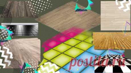 Какой цвет пола на кухне более практичен, чтобы пыль была не заметна   Decoro-быт станет уютом   Пульс Mail.ru Порядок и чистота в доме легки, если учесть некоторые нюансы, например, при выборе цвета полов