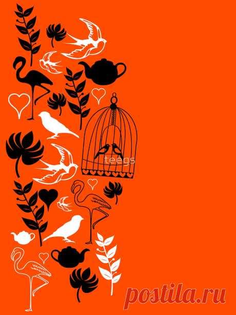 """songbird tee "" Womens T-Shirts by teegs | Redbubble"